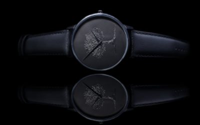 6 Reasons an All-Black Classic Wristwatch Should Be Part of Your Wardrobe